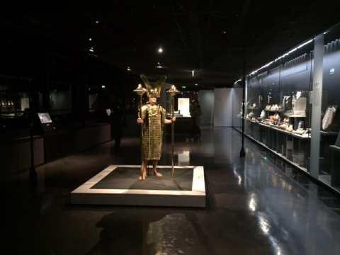Dama del Cao – Exposición del Museo de Quai Branly