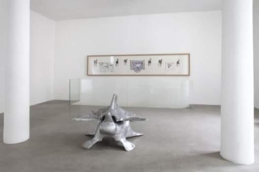 Exposición Huang Yong Ping – Galería Kamel Mennour