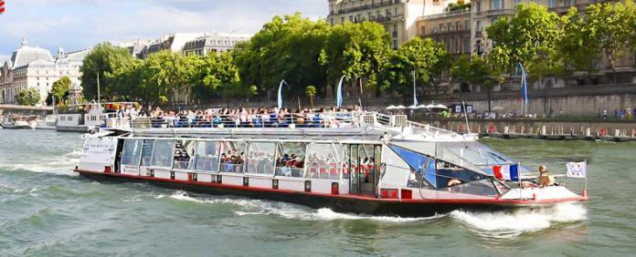 Paseo por el Sena de Vedettes du Pont Neuf : horarios, tarifas, billetes
