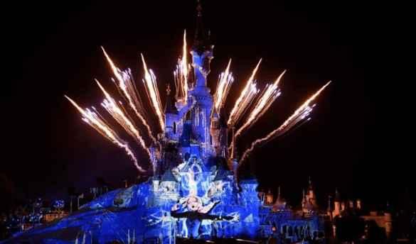 Oud & nieuw in Disneyland Parijs