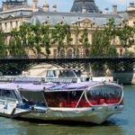 Bateaux Mouches lunch cruise