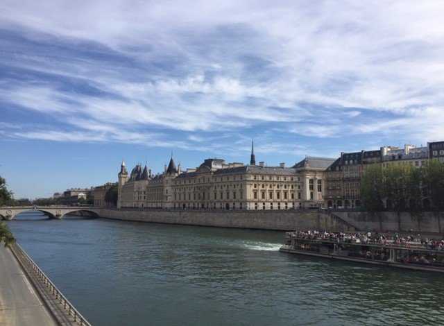 Monumento de la Conciergerie París