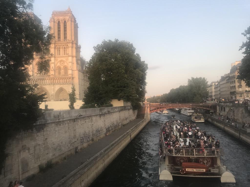 Bateaux Parisiens Bootstour
