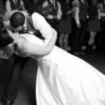 The Stillman Wedding: Our First Dance (+ a DIY photo craft!)