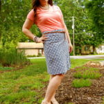 My Attempt at Fashion: Sherbert + Lilly is Dressy Casual?