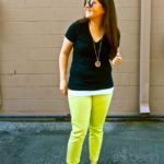 You put the LIME in the PANTS? #fashion