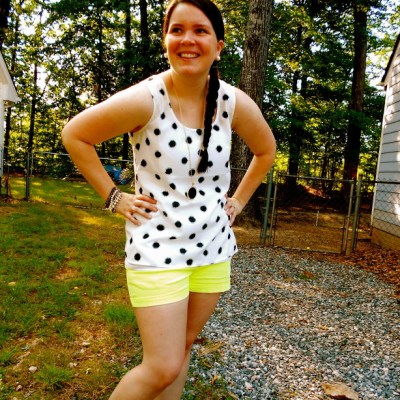 My biggest fear hindered my outfit photos & Your Weekly Round-up