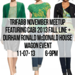 Triangle North Carolina Bloggers and Friends (triFABB) Meetup THIS THURSDAY!