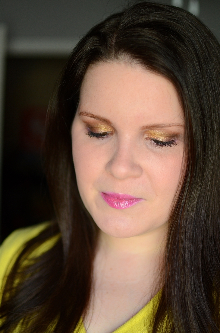 """Pop of Purple"" BA Star Neutral Eyeshadow Palette Review & Makeup Tutorial (6)"