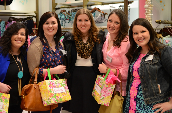 triFABB Meetup at Lilly Pulitzer Southpoint (7)