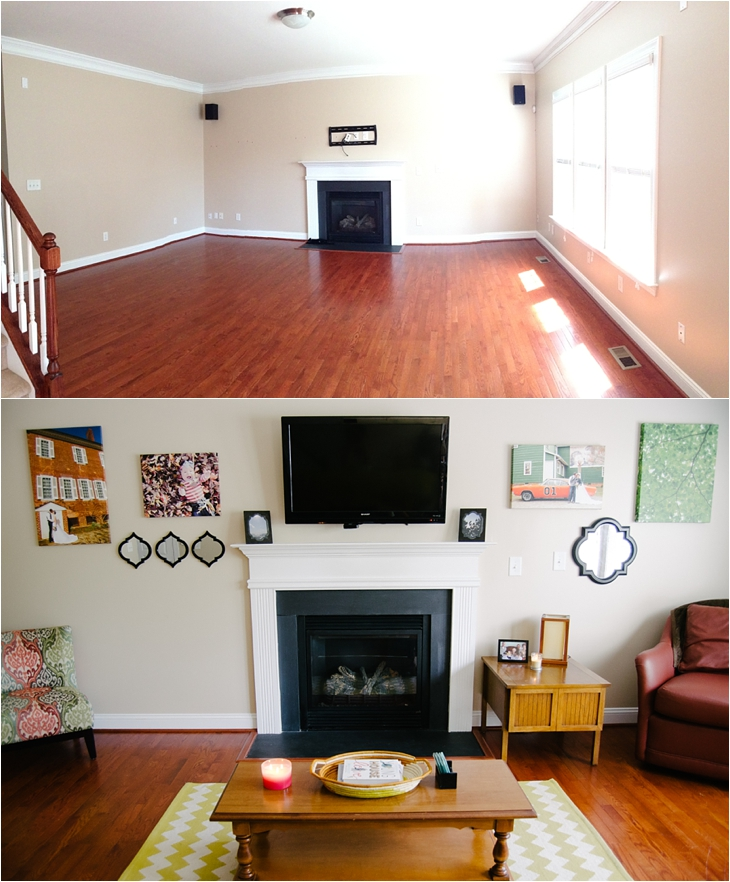 Home Decor | Our Living Room Before and After (5)