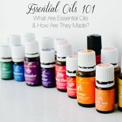 Essential Oils 101: What Are Essential Oils & How Are They Made?
