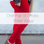 Three Ways to Wear Oxford Shoes + Link-Up!