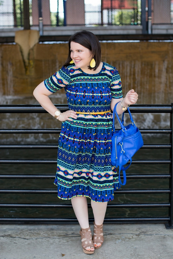 The Ultimate LulaRoe Review: Five Reasons I Love LulaRoe by fashion blogger Still Being Molly