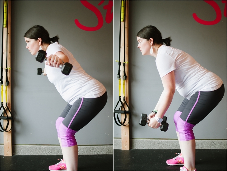 Pregnancy and Prenatal Fitness   15 Minute Low Impact Workout (9)