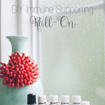 Back to School Recipe | DIY Immune Supporting Roll-On with Essential Oils