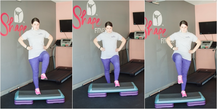 Fitness Friday | Easy At-Home Prenatal Step Cardio Workout (1)