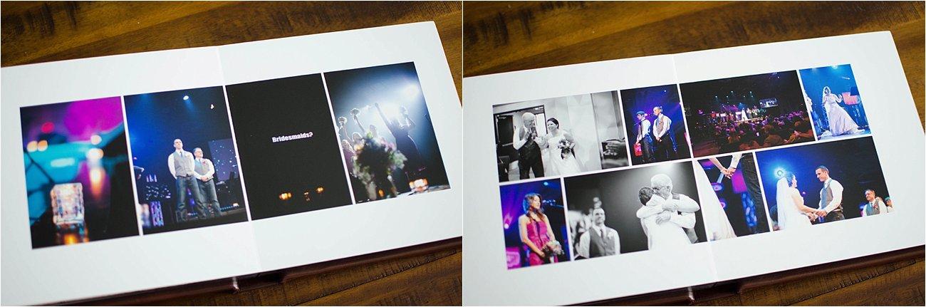 Leather Craftsman Wedding Album 8x8 Review (9)