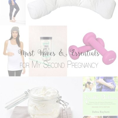 7 Must-Haves & Essentials for Pregnancy