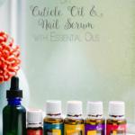 DIY Cuticle Oil & Nail Serum
