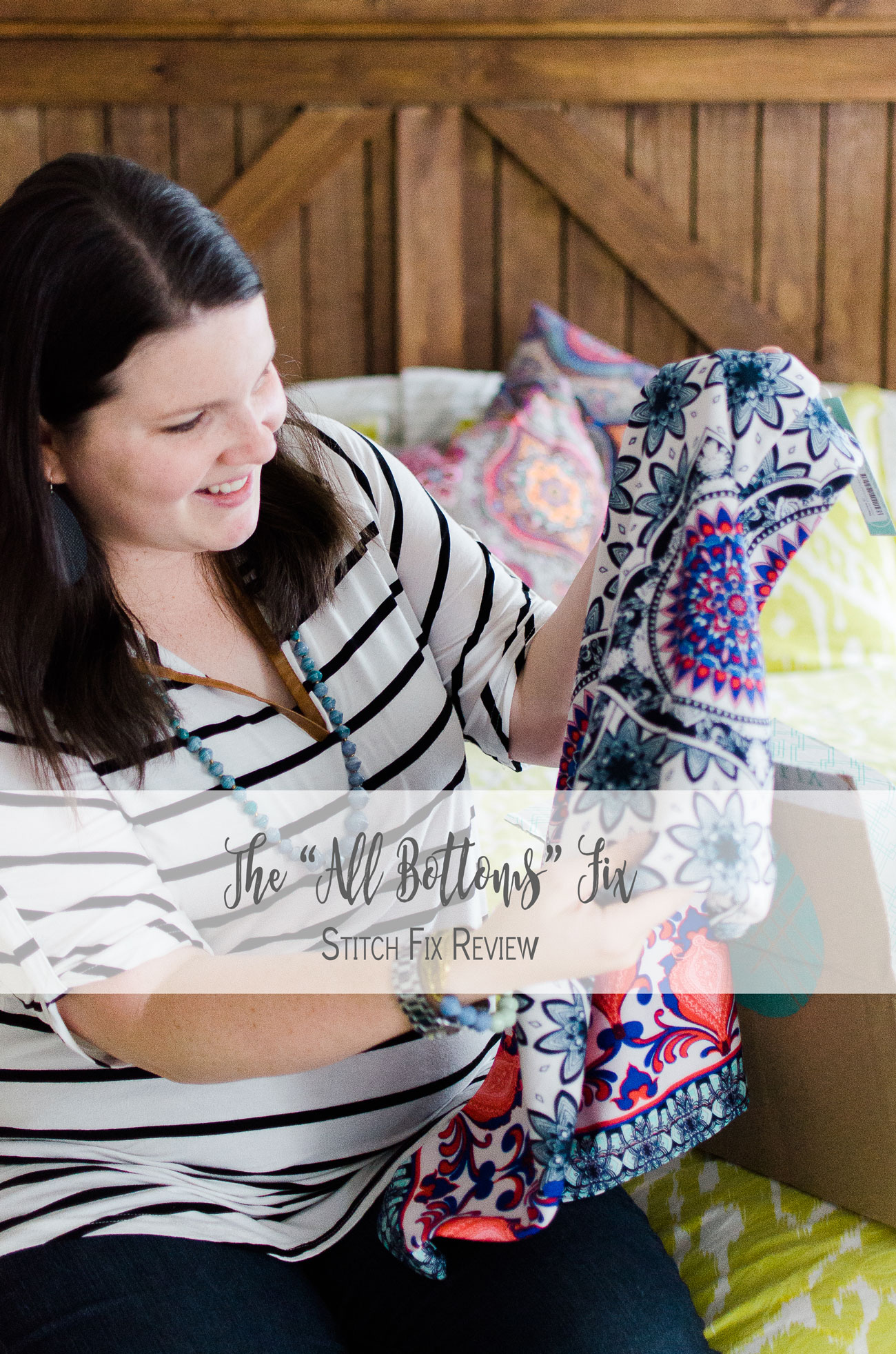 """The """"All Bottoms"""" Stitch Fix Review & Link-Up"""