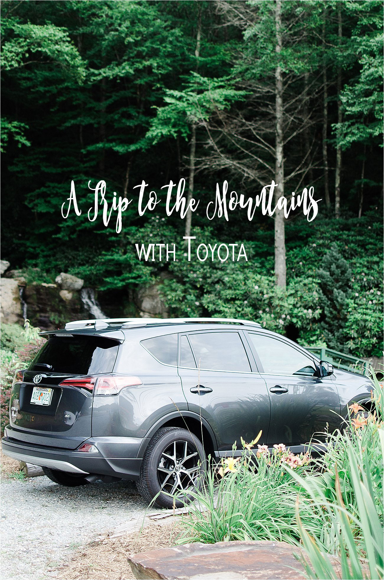 A Trip to the Mountains with Toyota