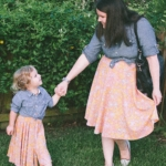Another Way to Match Mommy, Giveaway, and Link-Up!