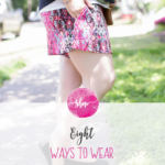 Eight Ways to Wear Printed Shorts