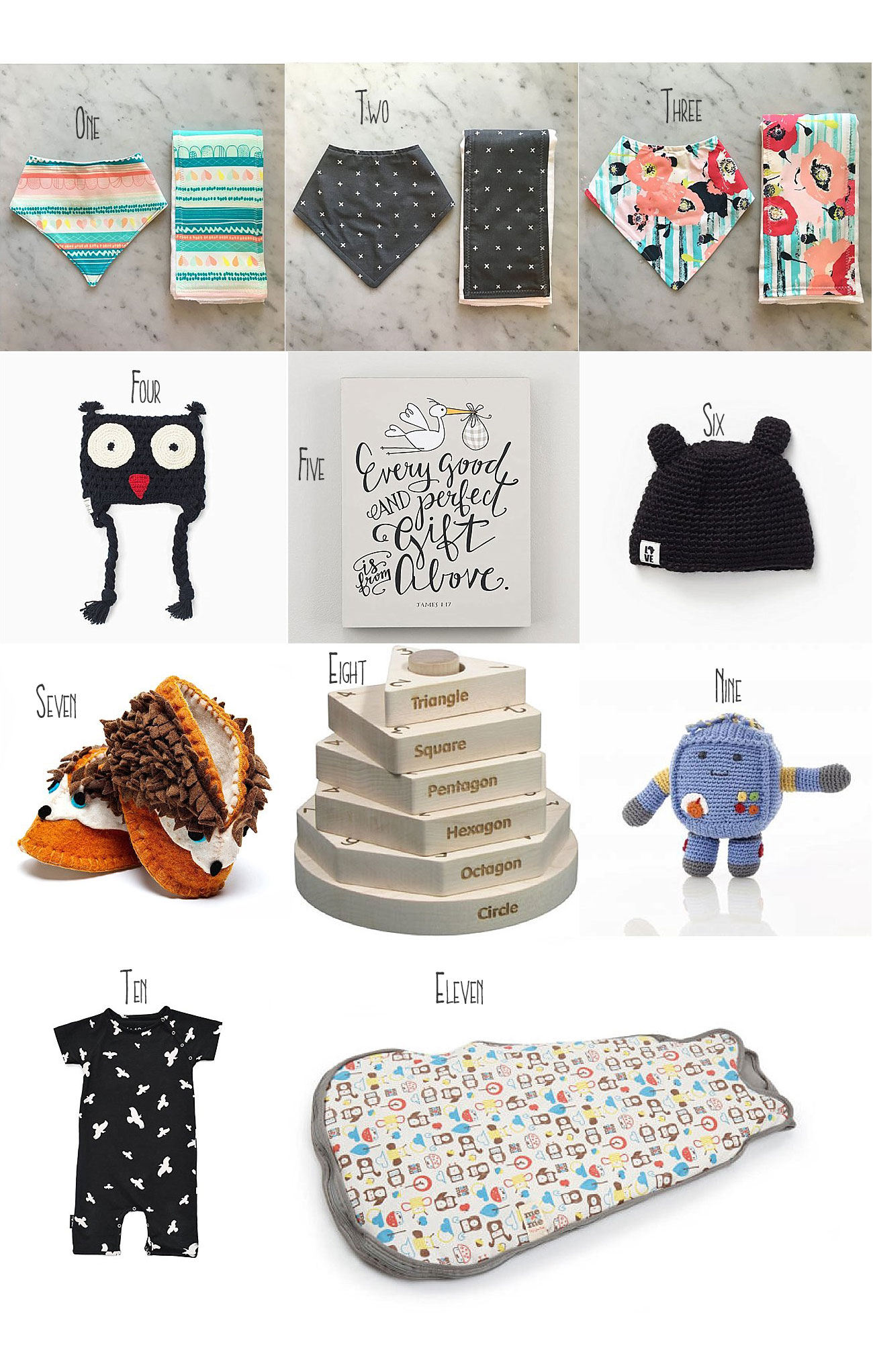 For the Little Ones Give Back Gift Guide