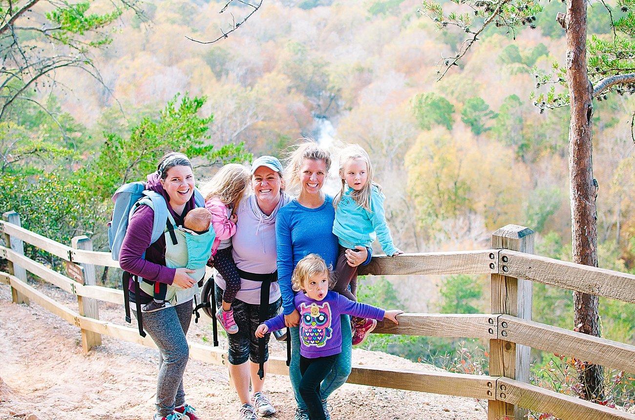 GoHikeNC Occoneechee Mountain Hillsborough Easy, Moderate, Difficult Family Hike (25)