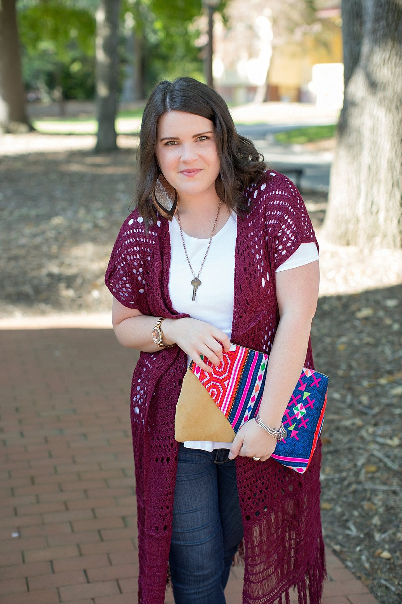 The Flourish Market Grace & Lace crochet duster, The Root Collective Espe booties (8)