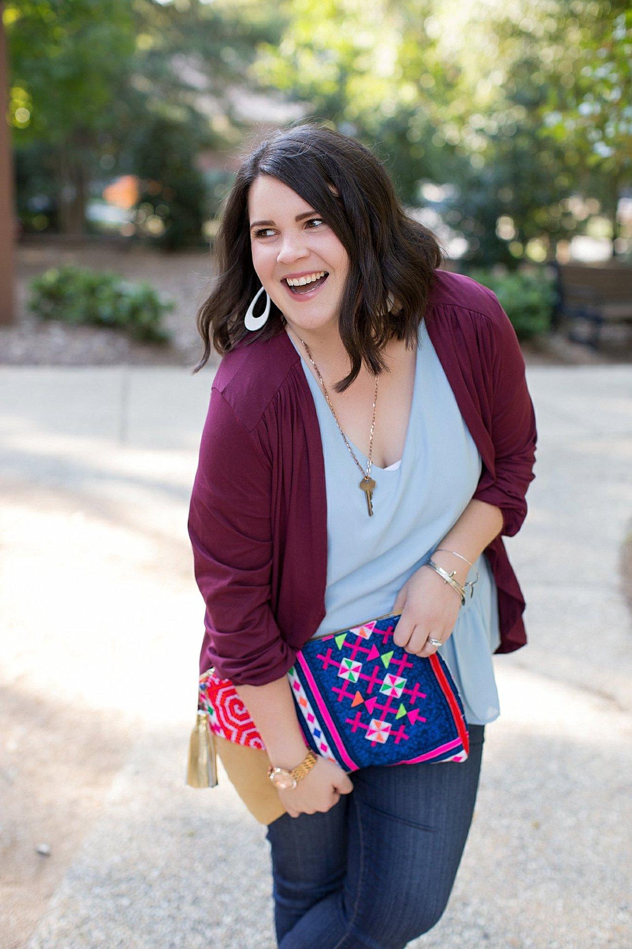 Stitch Fix Pixley top, Elegantees cardigan, The Flourish Market ethical fashion (14)