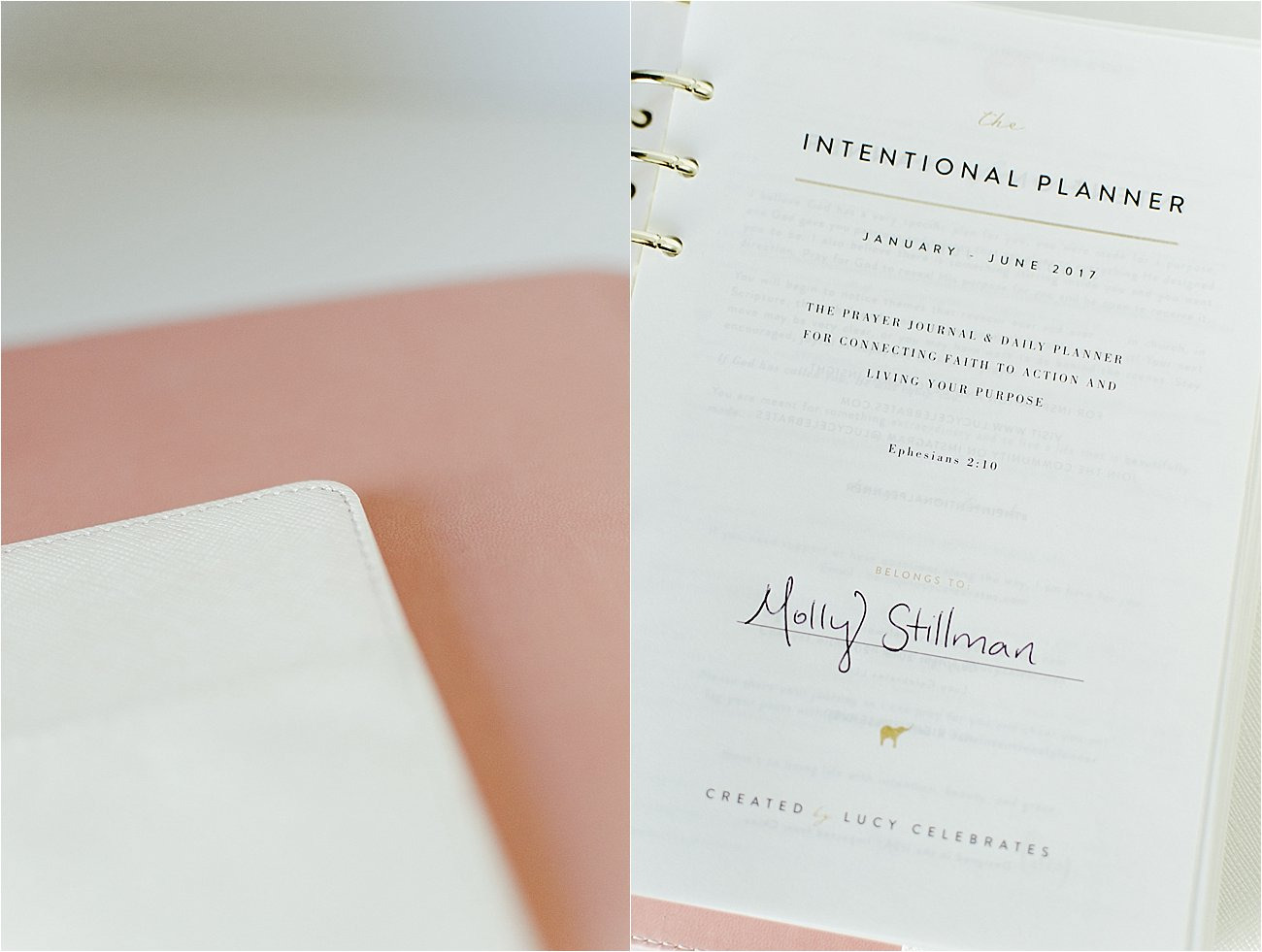 Taking on 2017 with The Intentional Planner   Intentional Planner Review - Christian Planner and Prayer Journal Review (6)