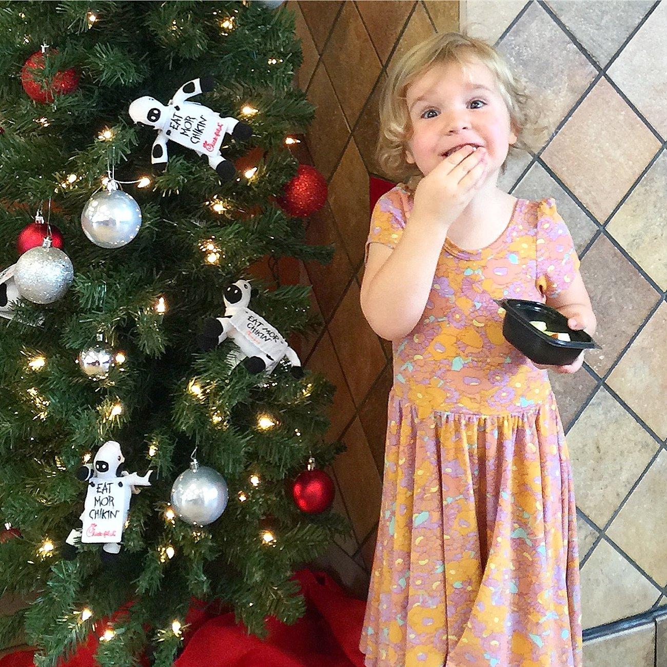 25 Random Acts of Christmas Kindness - Kindness Advent 2016 | Recap #trikind25 #kindnessadvent #25daysofkindness (8)