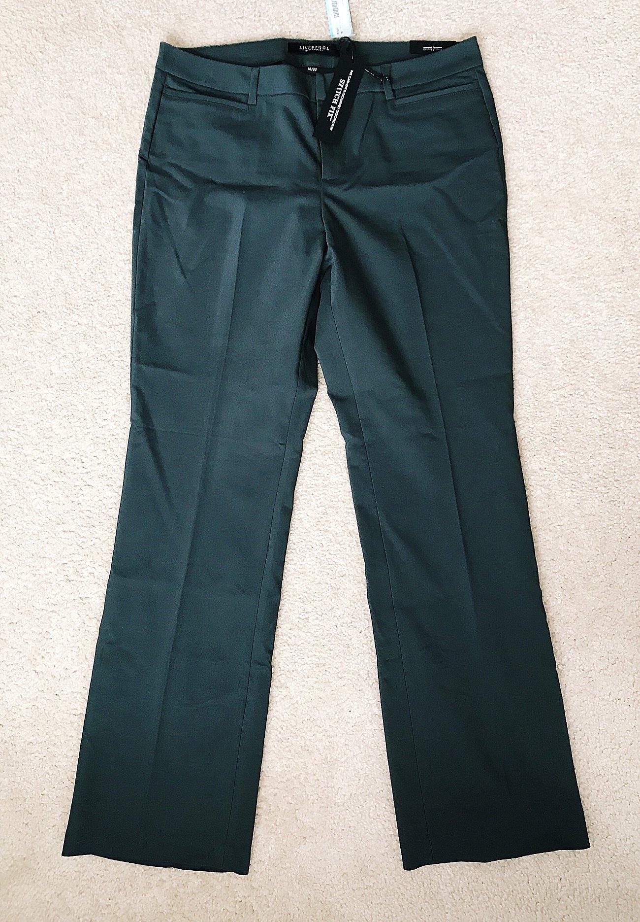 "Liverpool ""Harper Bootcut Pant"" - Size 14 / 32 - $88"