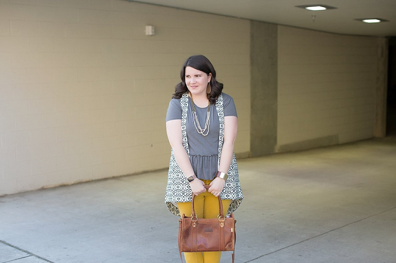 """Victoria Road embroidered vest, Mustard Jeans, Elegantees Dakota Tee, The Root Collective """"Izzie"""" dorsay flats, JOYN bag, ethical fashion, ethical fashion blogger, fashion for good (1)"""
