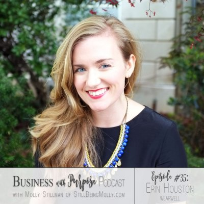 EP 35: Erin Houston, Co-Founder of wearwell