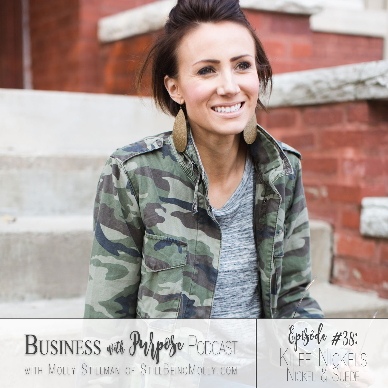 EP 38: Kilee Nickels, Founder of Nickel & Suede