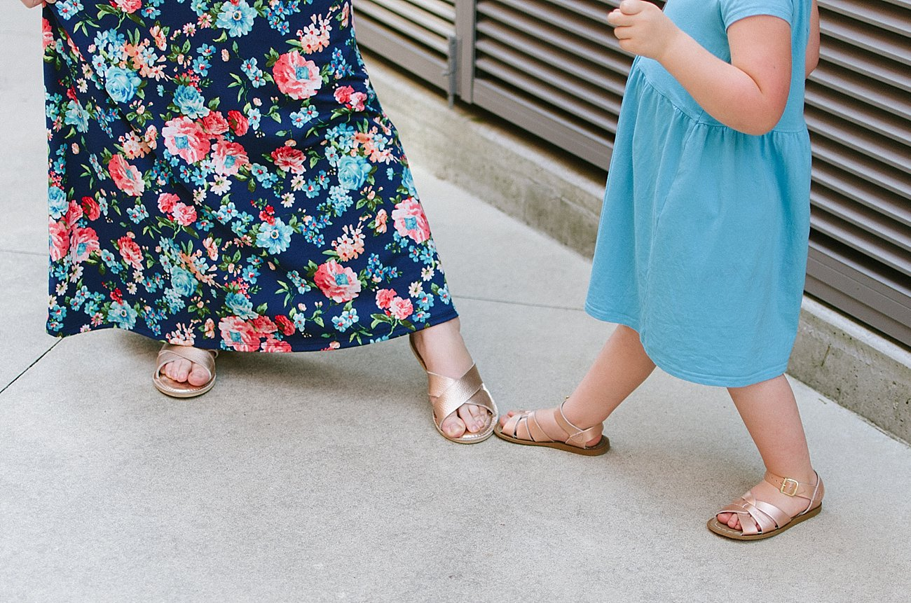 Ethical Fashion: Mommy & Me Outfits Ideas by fashion blogger Still Being Molly
