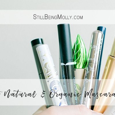 The Best Natural, Clean, Non-Toxic and Organic Mascaras Put to the Test!