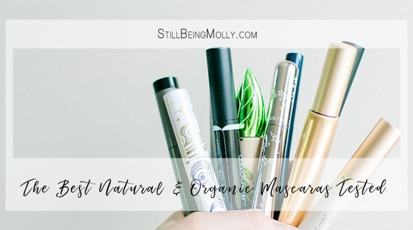 The Best Natural and Organic Mascaras Put to the Test - Review, Swatches, and Are They Worth It? (26)