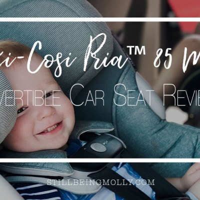 Maxi-Cosi Pria™ 85 Max Convertible Car Seat Review (7)
