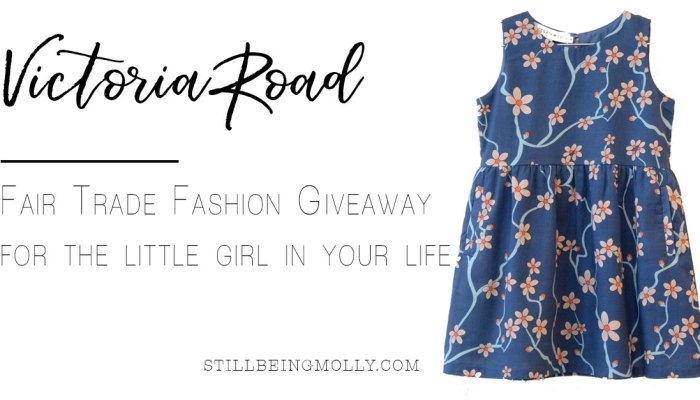 The Perfect Fair Trade Fashion Giveaway for the Little Girl in Your Life