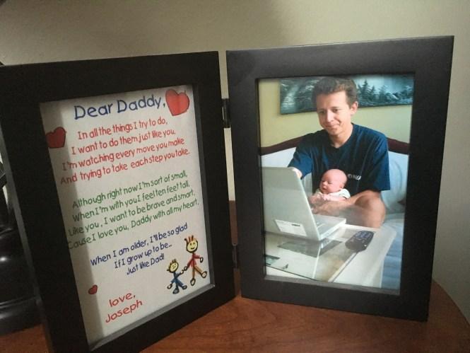 Dear Daddy - Photo