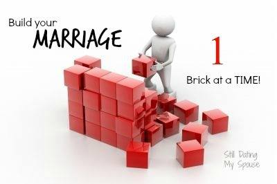 Marriage Building Blocks, marriage, how to have a lasting marriage. how to build a solid marriage