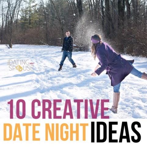 Creative Date Night Ideas, date night ideas, date night