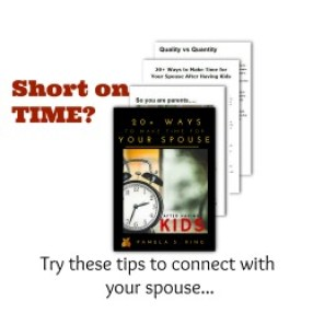 20 Ways to Spend More Time with Your Spouse
