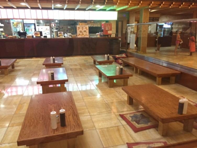 JeJu food court, Jeju sauna, atlanta