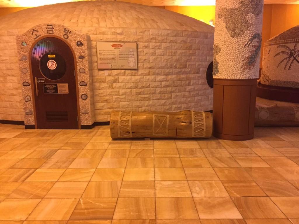 JeJu Sauna Salt room