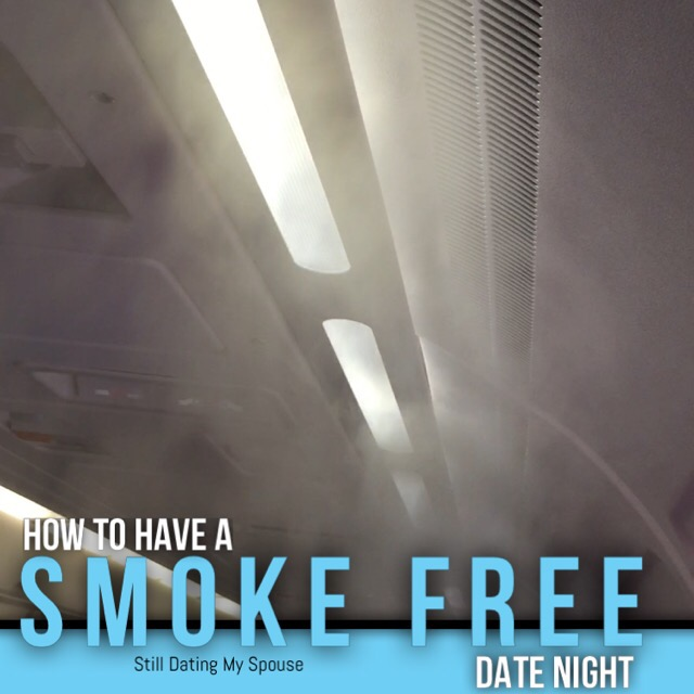 How to have a smoke free #datenight
